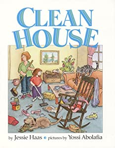 "Cover of ""Clean House"""