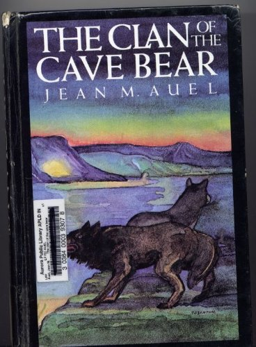 Cover of Clan of the Cave Bear by Jean M. Auel