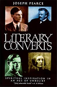 "Cover of ""Literary Converts: Spiritual In..."
