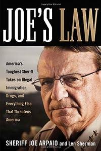 "Cover of ""Joe's Law: America's Toughest S..."