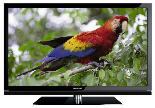 Grundig 40 VLE 7130 BF 102 cm (40 Zoll) LED-Backlight-Fernseher, Energieeffizienzklasse A (Full HD, 100 Hz, DVB-T/C, DLNA, 4x HDMI, USB 2.0, CI+) schwarz