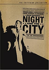 "Cover of ""Night and the City - Criterion ..."