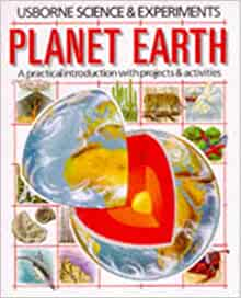 Planet Earth Science Experiments Series Fiona Watt