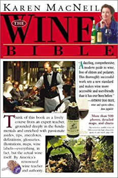 "Cover of ""The Wine Bible"""