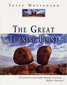 """Cover of """"The Great Turning Point: The Ch..."""