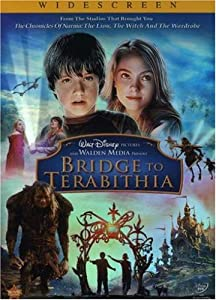 "Cover of ""Bridge to Terabithia (Widescree..."
