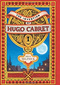 "Cover of ""The Invention of Hugo Cabret"""