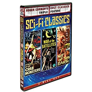 WAR OF THE SATELLITES: CULT CLASSICS TRIPLE FEATURE 20