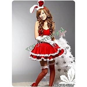 サンタクロース衣装yapy273/コスプレ