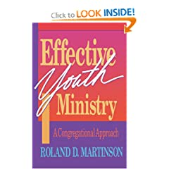 Effective Youth Ministry: A Congregational Approach
