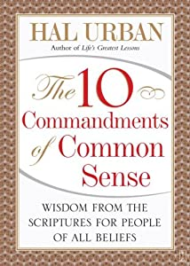 "Cover of ""10 Commandments of Common Sense..."