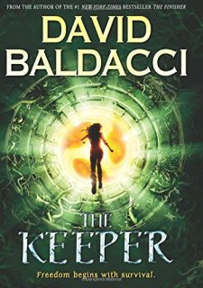 The Keeper (Vega Jane, Book 2) by David Baldacci| wearewordnerds.com
