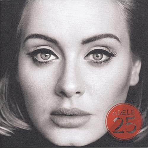 25 (UK盤) ~ アデル