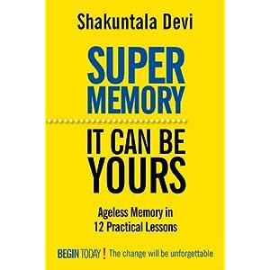 Shakuntala Devi, Super memory  Book