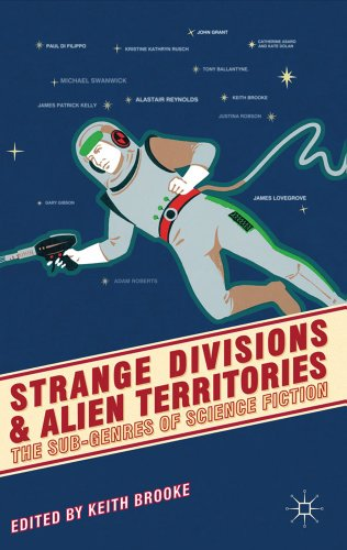 Strange Divisions and Alien Territories, edited by Keith Brooke