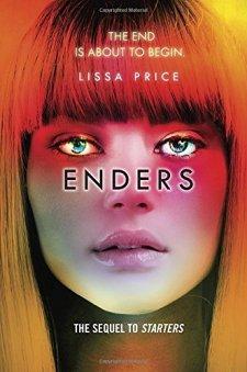 Enders (Starters) by Lissa Price| wearewordnerds.com