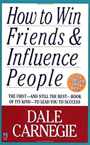 "Cover of ""How to Win Friends & Influence ..."
