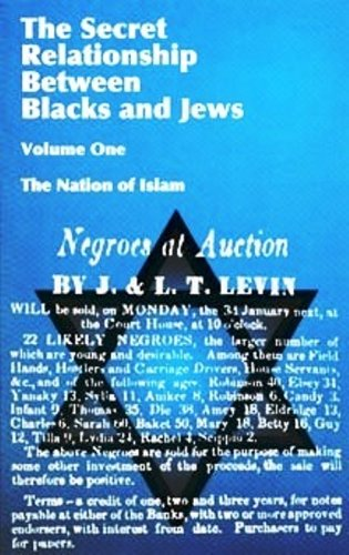 The Secret Relationship Between Blacks and Jews