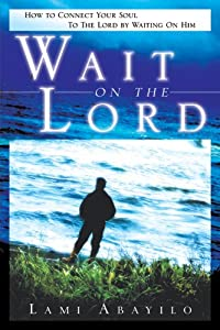 """Cover of """"Wait on the Lord"""""""