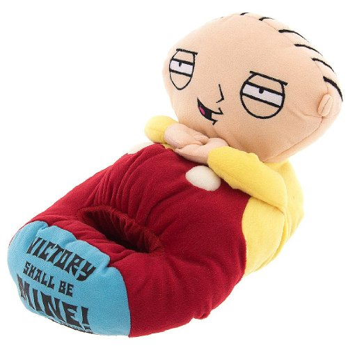 Family Guy Stewie Slippers for Men