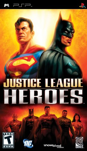 Justice League Heroes (輸入版)