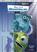 "Cover of ""Monsters, Inc. (Two-Disc Collec..."