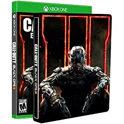 Call of Duty: Black Ops III - Steelbook Edition - Xbox One - Amazon Exclusive