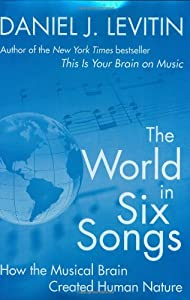 "Cover of ""The World in Six Songs: How the..."