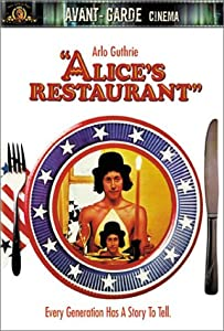 "Cover of ""Alice's Restaurant"""