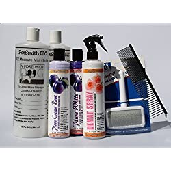 Maltese Coat Care Grooming Kit FREE BONUS