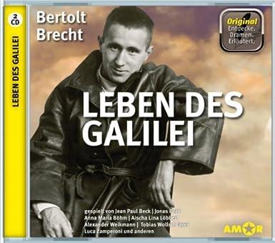 Bertolt Brecht - Leben des Galilei (Amor Verlag)