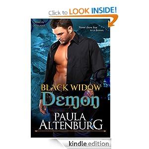 Black Widow Demon (Demon Outlaws)