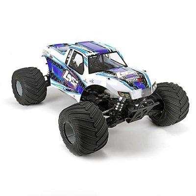 Monster-Truck-XL-RTR-AVC-15-4WD-White