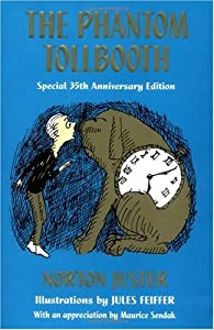 """Cover of """"The Phantom Tollbooth"""""""