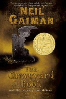 The Graveyard Book Commemorative Edition by Neil Gaiman| wearewordnerds.com