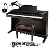 Kawai CE220 Bundle - Piano, Bench, Headphones and 4GB USB Drive