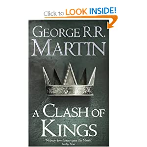 A Song of Ice and Fire (2) - A Clash of Kings (Reissue)