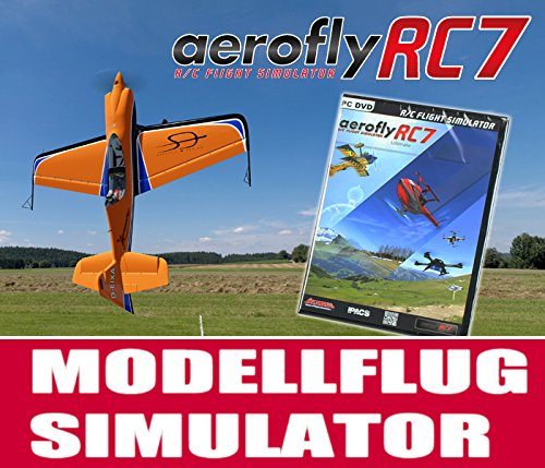 aeroflyRC7 PROFESSIONAL-VERSION (DVD for Windows)