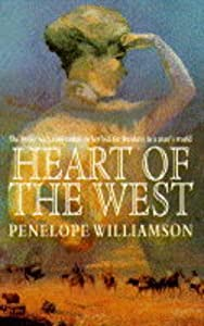"Cover of ""THE HEART OF THE WEST"""