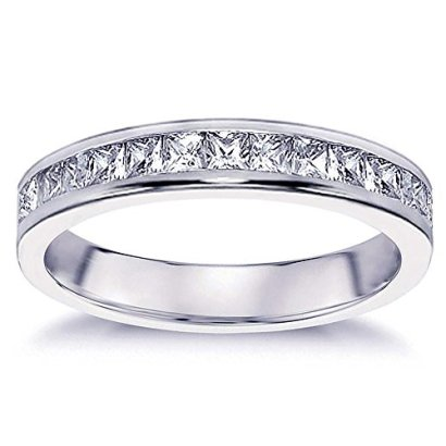 070-CT-Princess-Cut-Diamond-Wedding-Band-in-18K-White-Gold-Channel-Setting-Size-7