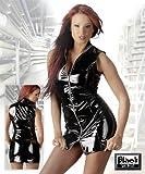 Lack-Minikleid Claudette, Gr. L