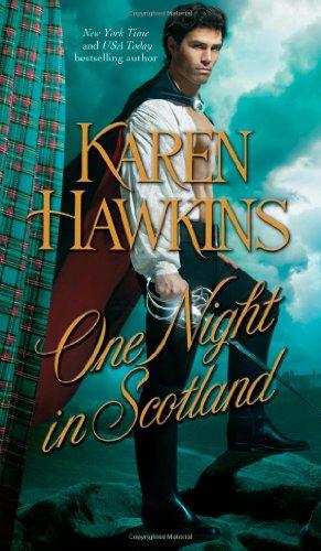 One Night in Scotland (Hurst Amulet #1) by Karen Hawkins