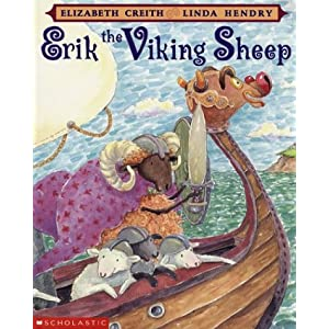 Erik the Viking Sheep