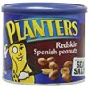 Planters Peanuts, Spanish Redskin made with Sea Salt, 12.5-Ounce Packages (Pack of 12)