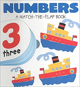 "Cover of ""Numbers (Match-the-Flaps)"""