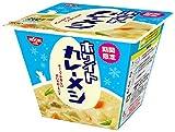 日清食品 ホワイトカレーメシ 114g×6個