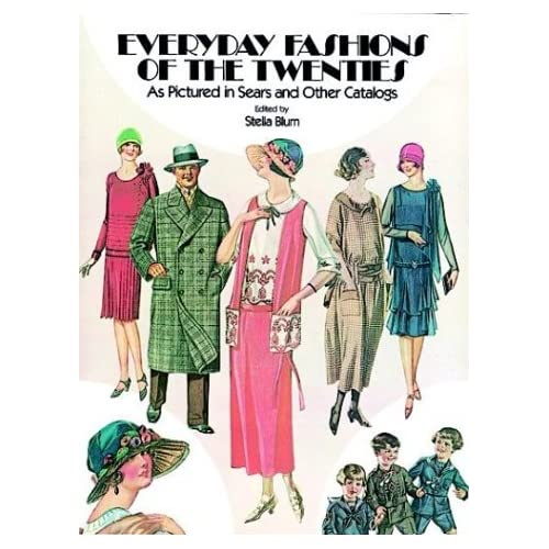 Everyday fashions of the 1920s