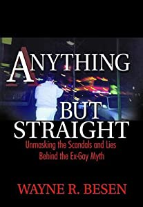 "Cover of ""Anything but Straight: Unmaskin..."