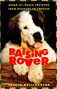 """Cover of """"Raising Rover: Breed-By-Breed T..."""