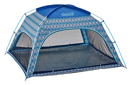 コールマン テント スクリーンシェード フォリッジ/ブルー [2~3人用] 2000022107